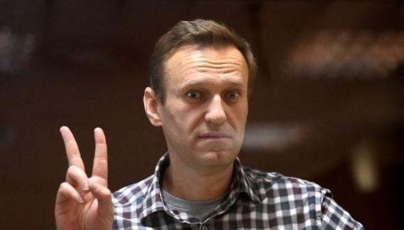 Alexei Navalny puso término a su huelga de hambre y evaluó los resultados. (Foto de archivo: AFP / Kirill KUDRYAVTSEV)