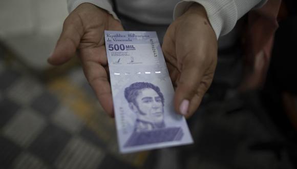 Sepa aquí a cuánto se cotiza el dólar en Venezuela este 25 de agosto de 2021. (Foto: AP)