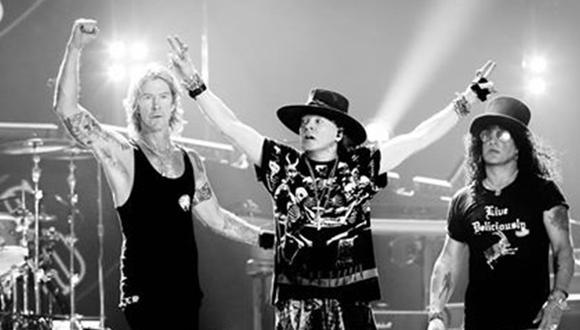 Guns N' Roses en Lima: las canciones que incluyen en esta gira