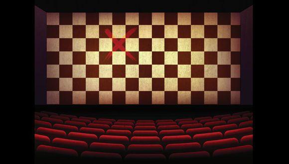 La primera visita al cine en la nueva normalidad. Lee la columna de Renato Cisneros. (Ilustración: Kelly Villarreal)