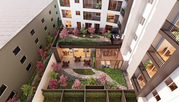 Inmobiliarias apuestan por una amplia y variada oferta de proyectos que prometen un ahorro en luz y agua para las familias. (Foto: Difusión)