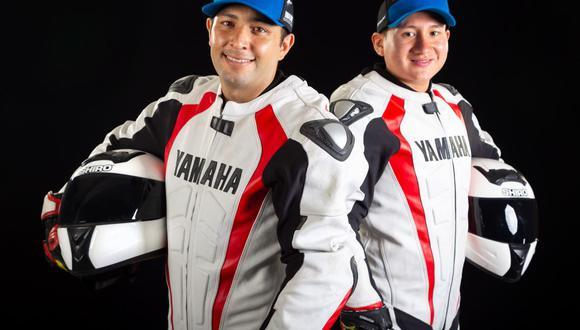 Ambos pilotos reciben asesoramiento físico a través del Centro de Alto Rendimiento Vanna, partnership de Yamaha Motor Perú. (Foto: Difusión)