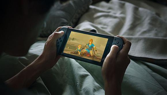 Nintendo Switch. (Foto: AP)