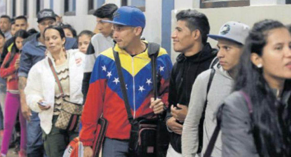 """""""Ejercer la xenofobia contra los venezolanos es, tristemente, popular en algunos sectores de la ciudadanía""""."""