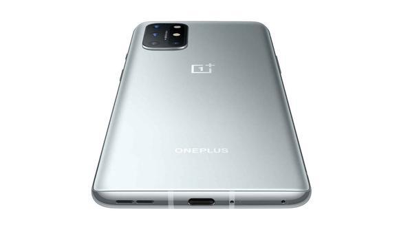 El OnePlus 8T es el último equipo de la firma asiática. (Difusión)