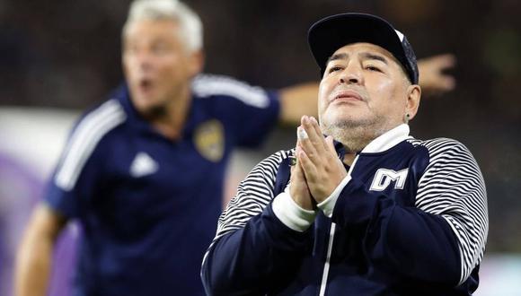 El mundo está de luto: murió Diego Armando Maradona | Foto: AFP