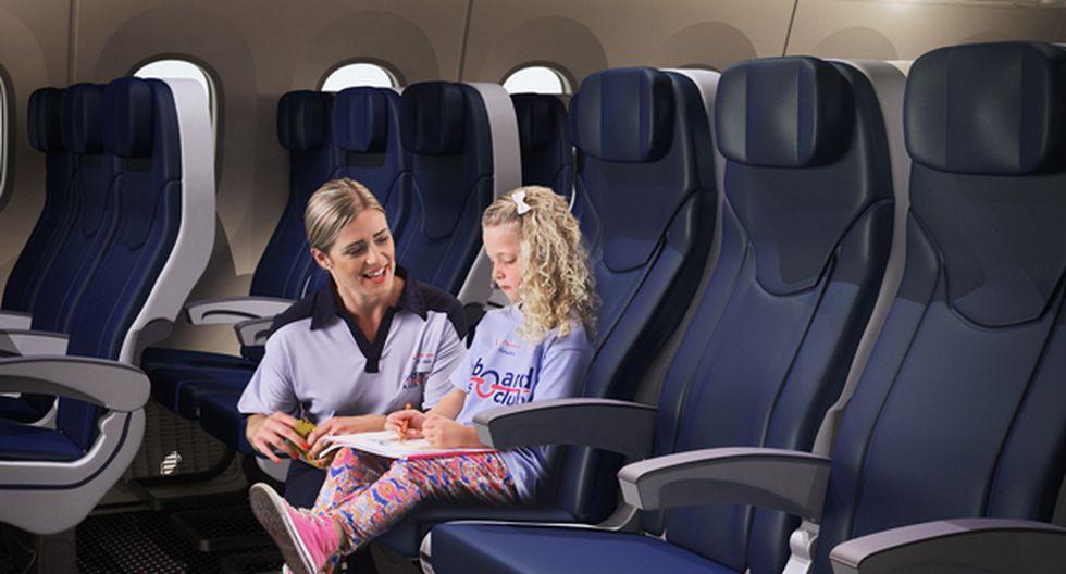Un avión más amigable: Conoce esta nueva y cómoda propuesta - 4