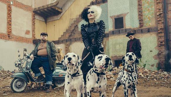 """Emma Stone dará vida a la villa Cruella Vil en """"Cruella"""", la nueva película de Disney. (Foto: Disney)"""