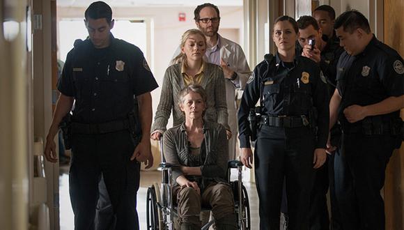 """""""The Walking Dead"""": temporada terminó con muerte insospechada"""