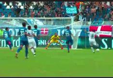 Gianluca Lapadula sigue encendido: anotó golazo en el Benevento vs. Como   VIDEO