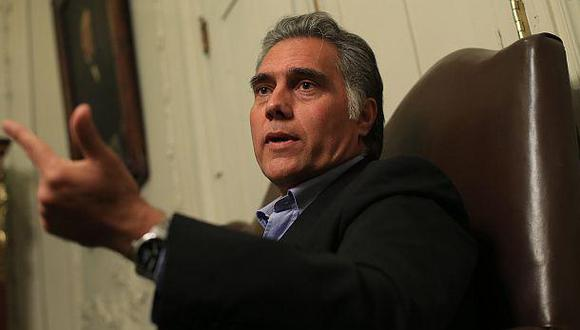 """Francisco Boza sobre su detención: """"Fue una medida innecesaria"""""""