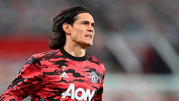 El delantero del Manchester United está muy cerca de llegar a un acuerdo con Boca Juniors para sumarse a mitad de año, según ha informado Olé (Fuente: EFE)