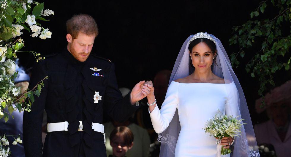 Nació bebé de Harry y Meghan: Qué lugar ocupa en la línea de sucesión a la Corona inglesa. Foto: AFP