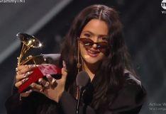 Grammy Latino 2019: Rosalía se impuso a Tony Succar y se alzó con premio en la categoría Álbum del Año   VIDEO