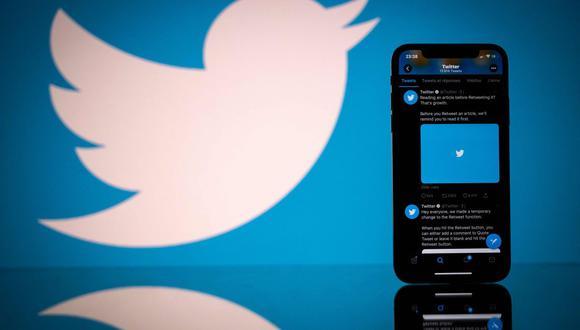Twitter prepara un botón para enviar 'propinas' a los creadores de contenido. (Foto: AFP)
