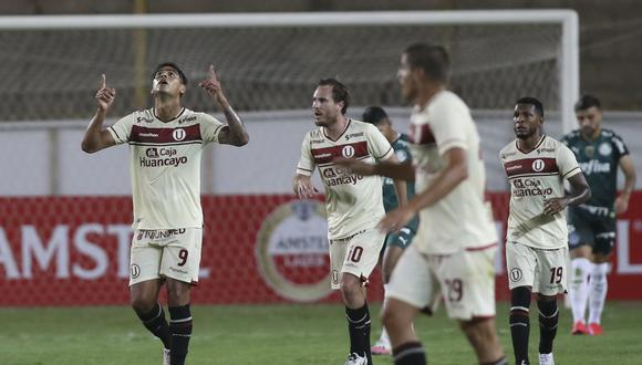 Universitario de Deportes jugará este miércoles ante Defensa y Justicia por Copa Libertadores. (Foto: AFP)