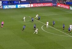PSG vs. Atalanta: Choupo-Moting y el gol de la remontada tras fantástica jugada de Neymar y Mbappé   VIDEO