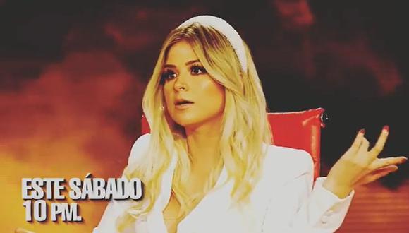 """Doménica Delgado será la nueva participante de """"El valor de la verdad"""". (Foto: Captura de video)"""