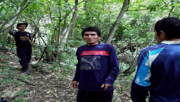 'Julio Chapo' era el cuarto hombre de jerarquía de la organización de remanentes terroristas liderada por los hermanos Quispe Palomino.