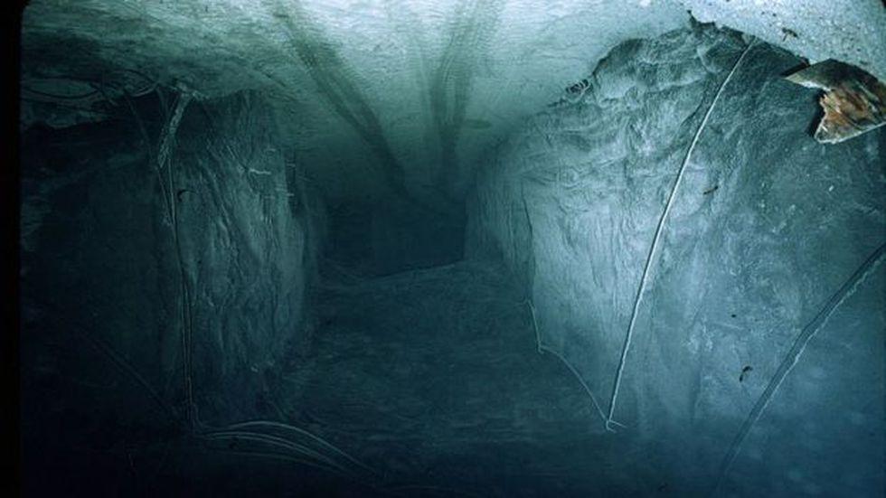La sal y la presión de la tierra hacen que la estructura sea más segura. (Foto: Getty Images)