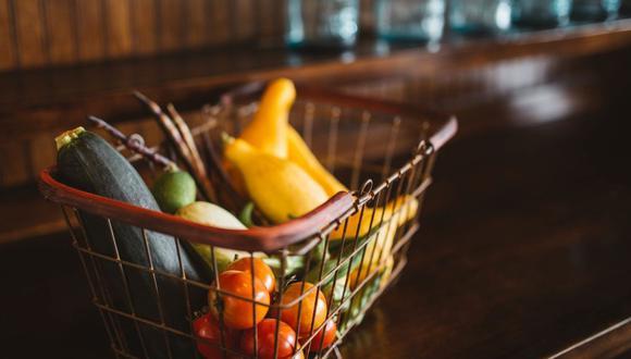 Hay frutas y verduras que no necesitan refrigeración y que ayudan a mantener la buena salud. (Foto: Pixabay)