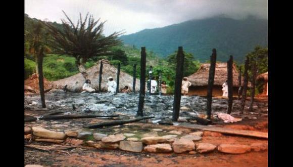 El impacto de un rayo mató a 11 indígenas en Colombia