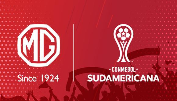 MG es el nuevo patrocinador oficial de la Conmebol Sudamericana. (Foto: Difusión)
