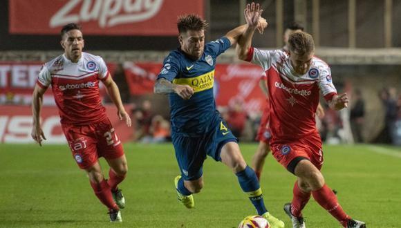 Boca Juniors vs. Argentinos Juniors EN VIVO Y EN DIRECTO vía Fox Sports 2: juegan por la Copa Superliga. | Fuente: Olé