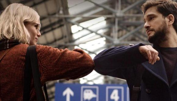 Lucy Boynton y Kit Harington son parte del elenco de la serie Modern Love de Amazon Prime Video.