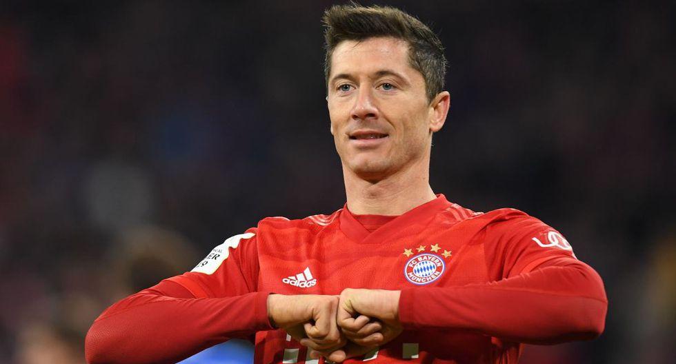 Jugador: Robert Lewandowski | Valor: 70 millones de euros. (Agencias)