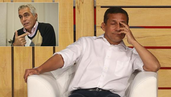 """Ollanta Humala: """"García Sayán tomó una decisión lamentable"""""""