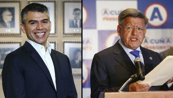 Guzmán y Acuña: sorpresa y chasco, por Arturo Maldonado