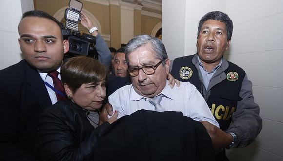 Julio Gutiérrez Pebe -investigado por el caso Cuellos Blancos del Puerto- quedará en libertad este 25 de abril. Corte Suprema rechazó ampliación de la prisión preventiva, solicitada por la fiscalía. (Foto: GEC)