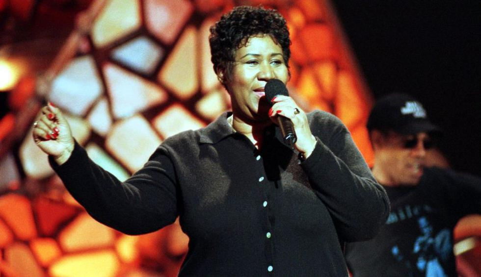 """La familia de la difunta cantante Aretha Franklin y los productores anunciaron que """"Amazing Grace"""" se estrenará el 12 de noviembre en el festival de cine DOC NYC con el apoyo total de sus herederos. (Foto: AFP)"""