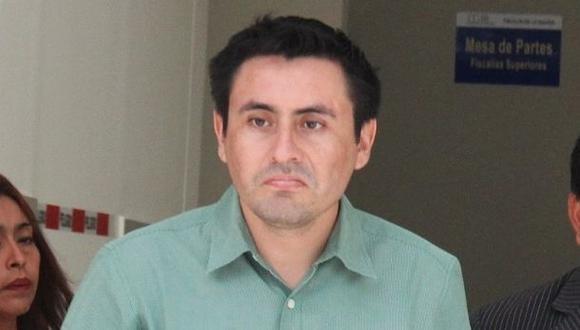 "Paul Olórtiga: ""Están saliendo las pruebas de mi inocencia"""
