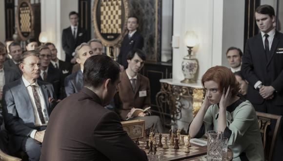 """Campeona de ajedrez demanda a Netflix por supuesto comentario sexista en """"Gambito de Dama"""". (Foto: Phil Bary/Netflix)"""