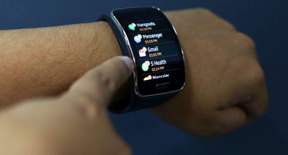 Probamos el Galaxy Gear S, el reloj más ambicioso de Samsung