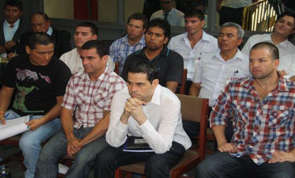 Caso Oyarce: testigos sindican a 'Loco David' y 'Cholo Payet'