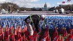 La toma de posesión de Biden diferirá en mucho de las tradicionales ceremonias, incluido el traspaso del maletín nuclear. (Foto: Getty Images)