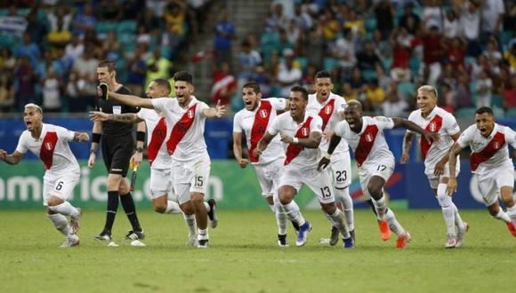 Perú solo perdió un partido en esta Copa América. Justamente fue ante Brasil. (Foto: EC)
