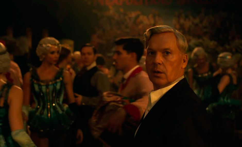 V. A. Vandemere es el personaje que Michael Keaton interpreta en esta película. | Disney