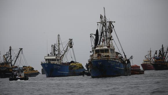La pesca se ha visto afectada por la crisis del COVID-19. (Foto: Percy Ramírez | GEC)