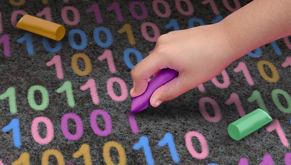 El lenguaje de la programación pontencia en los niños, habilidades relacionadas a la lógica matemática.