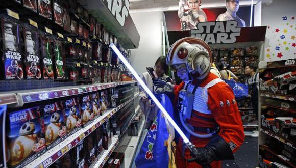 Star Wars presentó sus nuevos juguetes con maratón en YouTube