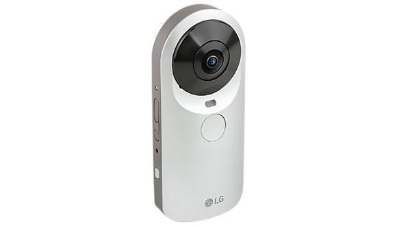 Evaluamos la 360 Cam, cámara de fotos y videos 360° de LG