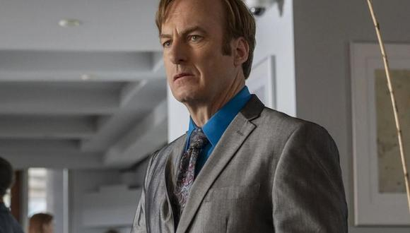"Bob Odenkirk vuelve a ""Better Call Saul"" tras superar un ataque al corazón. (Foto: AMC)"