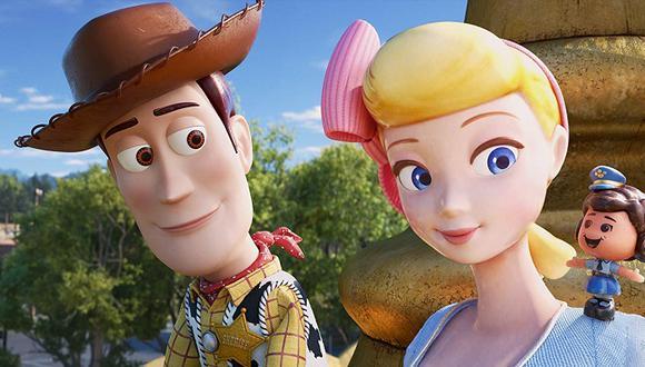 """¿Qué significa el final de """"Toy Story 4""""? (Foto: Disney)"""
