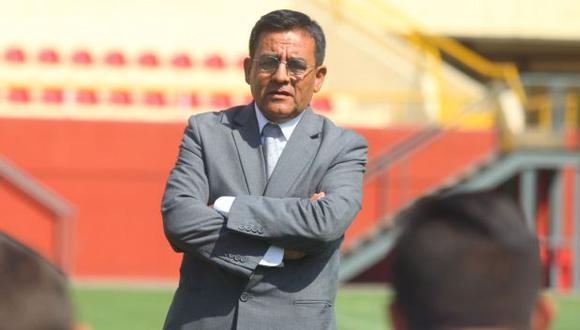 Enzo Gutiérrez fue anunciado como refuerzo de Universitario el reciente viernes. (Foto Universitario de Deportes)