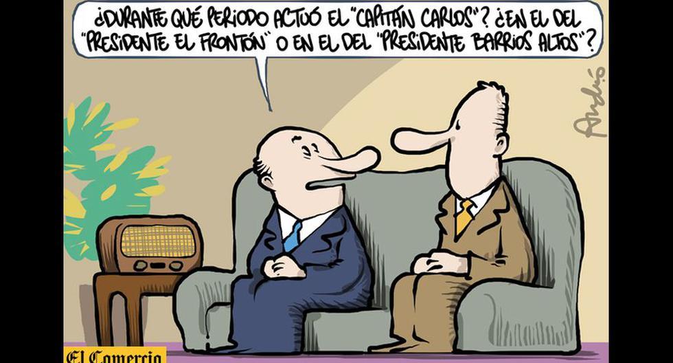 Otra vez Andrés - 3