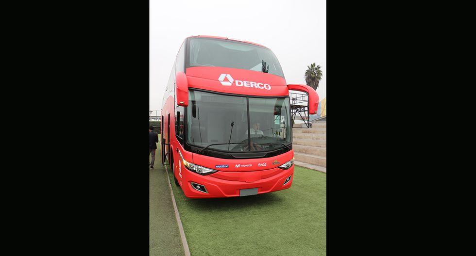 El nuevo bus de la blanquirroja cuenta con los requerimientos de la Federación Peruana de Fútbol (FPF).